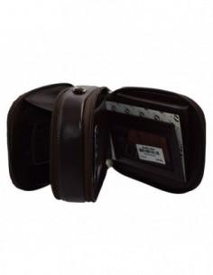 Borseta barbati, piele naturala, marca Bond, Cod 1018-286-2, culoare maro