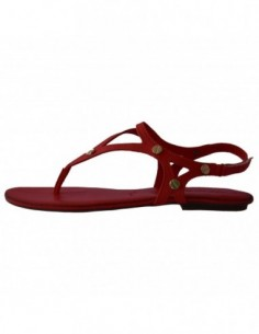 Sandale dama, piele naturala, marca Tamaris, Cod 1-28158-34-5, culoare rosu