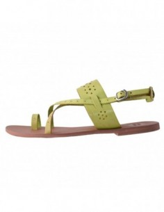 Sandale dama, piele naturala, marca Gioseppo, Cod 22839-6, culoare verde