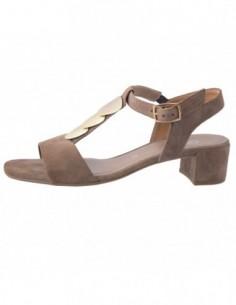 Sandale dama, piele naturala, marca Gabor, Cod 2560210-3, culoare bej