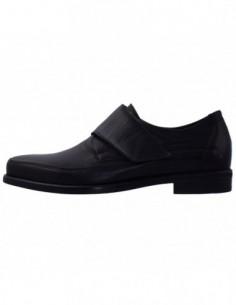 Pantofi barbati, piele naturala, marca Waldlaufer, Cod 319301-149-1, culoare negru