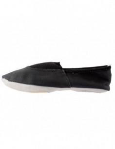 Balerini copii, piele naturala, marca Endican, Cod 33118-1, culoare negru