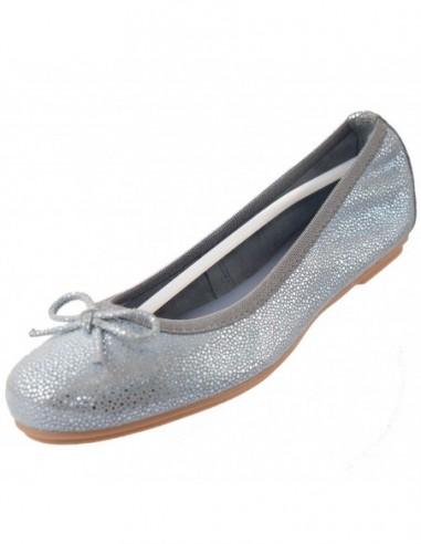 Pantofi Kristin Style din piele lacuita 401