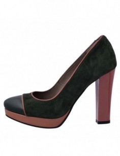Pantofi dama, piele naturala, marca Botta, Cod 485-06-05, culoare bej