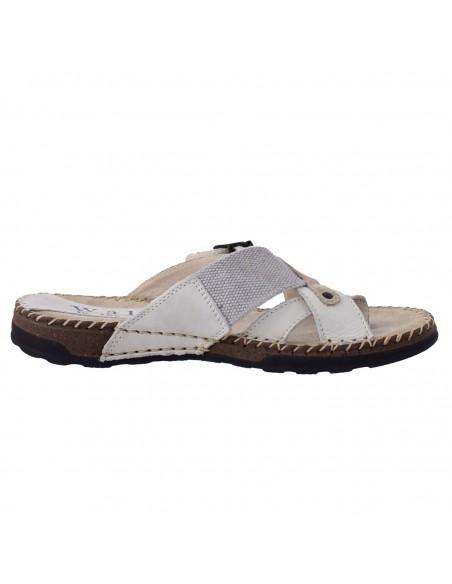 Pantofi Geox din piele naturla negru U34R2A
