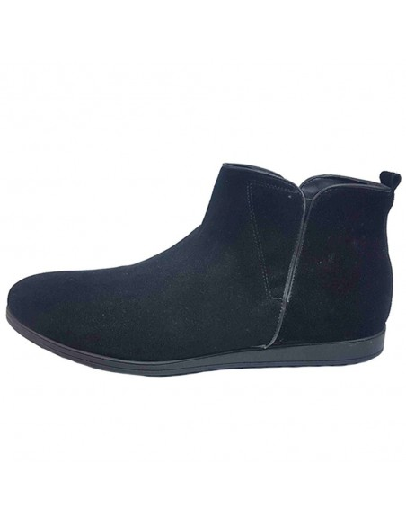 Pantofi Geox din piele naturala negru U52D32