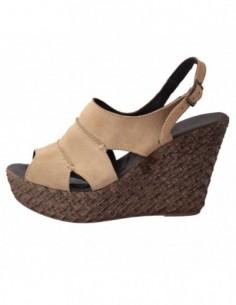 Sandale dama, piele naturala, marca Gatta, Cod 519DSA251073-3, culoare bej