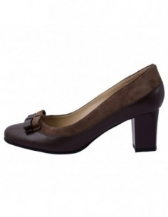 Pantofi dama, piele naturala, marca Botta, Cod 541-2, culoare maro