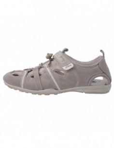 Adidasi copii, piele naturala, marca sOliver, Cod 5-54106-26-3, culoare bej