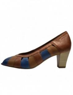 Pantofi decupati dama, piele naturala, marca Ara, Cod 55519-2, culoare maro