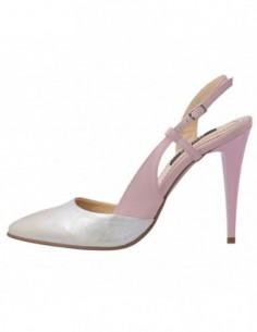 Pantofi dama, din piele naturala, marca Botta, 659-C5, roze