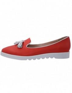 Pantofi dama, piele naturala, marca Botta, Cod 778-37, culoare corai