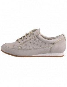 Pantofi dama, piele naturala, marca Johnny, Cod 83415B-3, culoare bej