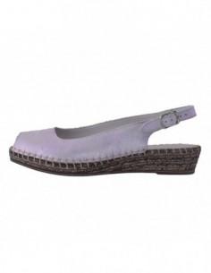 Sandale dama, piele naturala, marca Walk, Cod 8376-28861-10, culoare roze