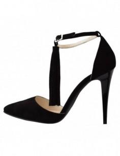 Pantofi dama, piele naturala, marca Botta, Cod 870-1, culoare negru