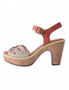 Sandale dama, din piele naturala, marca Pikolinos, 883-9615-3, bej