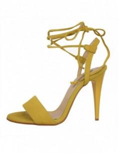 Sandale dama, din piele naturala, marca Botta, 889-08-05, galben