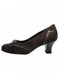 Pantofi dama, din piele naturala, marca Ara, 9730-02-78, maro
