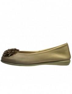Balerini dama, piele naturala, marca Flexx, Cod A103-32-3, culoare bej