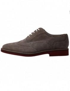 Pantofi barbati, piele naturala, marca Endican, Cod DUBLIN-3, culoare bej