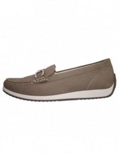Pantofi dama, piele naturala, marca Waldlaufer, Cod 901504-14-04, culoare gri