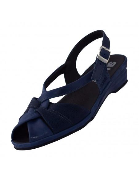 Pantofi Saccio piele naturala bordo 369-60B