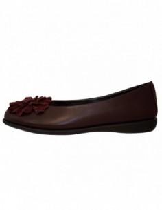 Balerini dama, piele naturala, marca Flexx, Cod 9102-30-18, culoare bordo