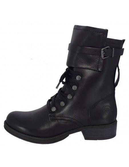 Pantofi Gabor din piele naturala bordo 31401