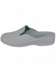 Pantofi Eldemas din piele naturala negru 2086