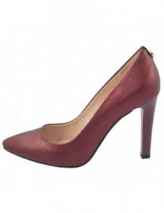 Pantofi dama, piele naturala, marca Botta, Cod 428-18T-30-05, culoare bordo