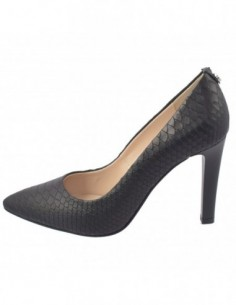 Pantofi dama, piele naturala, marca Botta, Cod 428-18T-01-05, culoare negru
