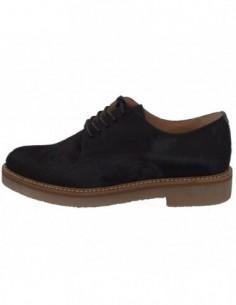Pantofi dama, piele naturala, marca KicKers, Cod 656260-50-01-134, culoare negru