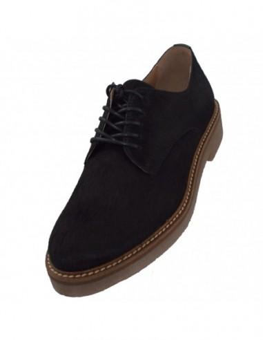 Pantofi Gabor din piele lacuita negru 35491