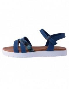 Sandale dama, piele naturala, marca Johnny, Cod 9284-42-14, culoare bleumarin