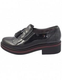 Pantofi dama, piele naturala, marca Pitillos, Cod 9-288-3-01-132, culoare negru