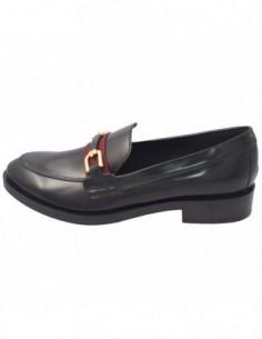 Pantofi dama, piele naturala, marca Geox, Cod D842UA-38-C0241-01-06, culoare negru