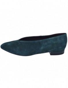 Pantofi dama, piele naturala, marca Gino Rossi, Cod DAI098-BL4-06-32, culoare verde