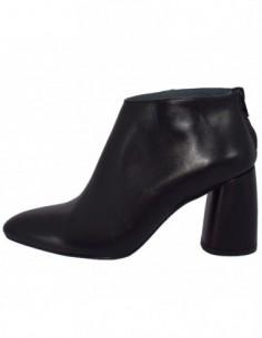 Ghete dama, piele naturala, marca Gino Rossi, Cod DBI087-BK7-01-32, culoare negru