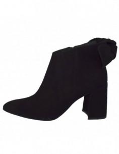 Ghete dama, piele naturala, marca Gino Rossi, Cod DBI083-Y20-01-32, culoare negru