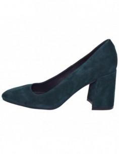 Pantofi dama, piele naturala, marca Gino Rossi, Cod DCH199-Y20-06-32, culoare verde