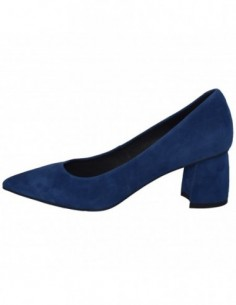 Pantofi dama, piele naturala, marca Gino Rossi, Cod DCH802-AS7-07-32, culoare albastru