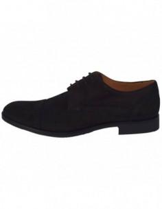 Pantofi barbati, piele naturala, marca Gino Rossi, Cod MPV971-E90-01-32, culoare negru