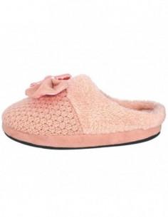 Papuci de casa dama din textil, textil, marca s.Oliver, Cod 5-27104-31-10-15, culoare roze