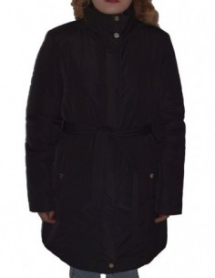 Jacheta dama, poliamida, marca Geox, Cod W8420F-01-06, culoare negru