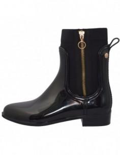 Ghete dama, cauciuc, marca Gioseppo, Cod 46287-01-12, culoare negru