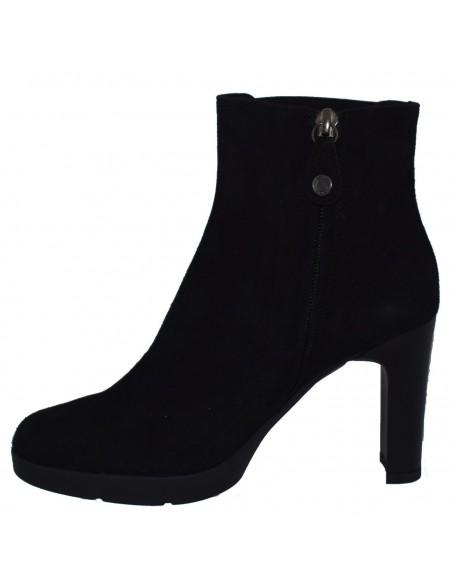 Papuci de casa Gioseppo din material textil gri36869