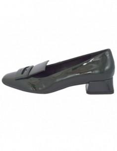Pantofi dama, piele naturala, marca Geox, Cod D849MA-C3019-06-06, culoare verde
