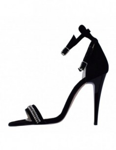 Sandale dama, piele naturala, marca Botta, Cod 963-01V-05, culoare negru