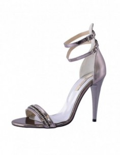 Sandale dama, piele naturala, marca Botta, Cod 963-90-05, culoare fumo