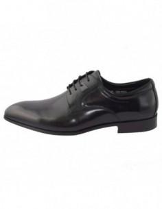 Pantofi barbati, piele naturala, marca Saccio, Cod C259-02A-01-17, culoare negru